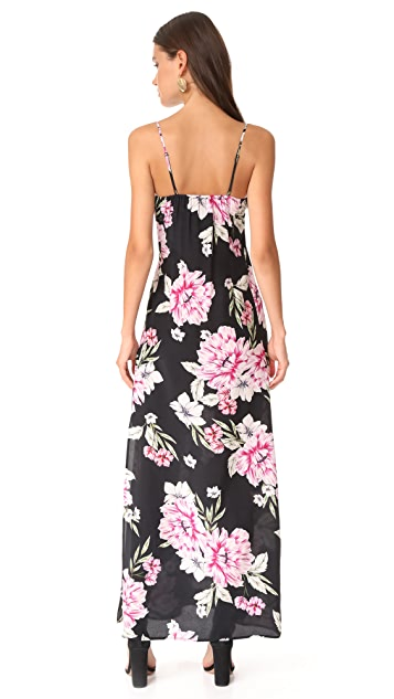 Yumi Kim Cross It Off Maxi Dress