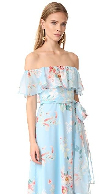 Yumi Kim Carmen Maxi Dress