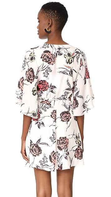 Yumi Kim Feel the Breeze Wrap Dress