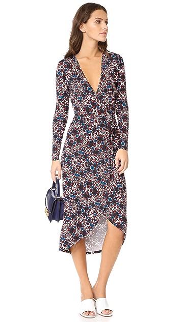 Yumi Kim Be Mine Wrap Dress