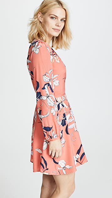 Yumi Kim Duchess Wrap Dress