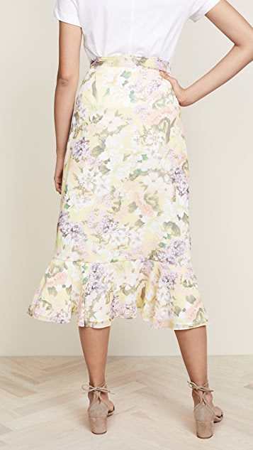 Yumi Kim Novella Wrap Skirt