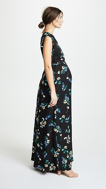 Yumi Kim Maternity Cabana Maxi Dress
