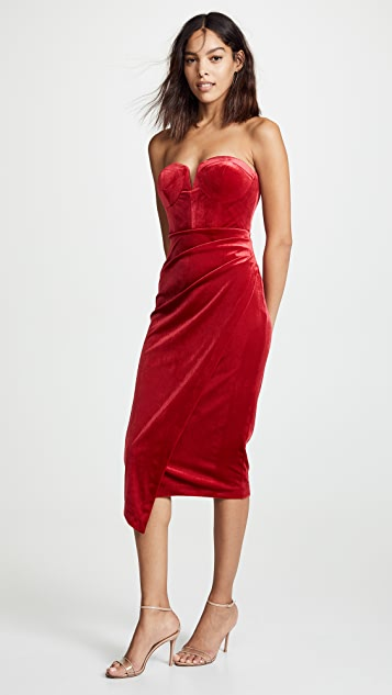 Yumi Kim Velvet Allure Dress