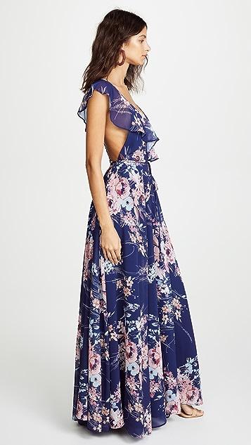 Yumi Kim Full Bloom Maxi