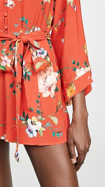 Yumi Kim Lotus 短款连身衣
