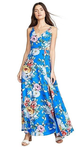 Yumi Kim Макси-платье Jasmine