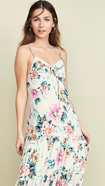 Yumi Kim Макси-платье Key West