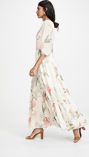 Yumi Kim Макси-платье Woodstock