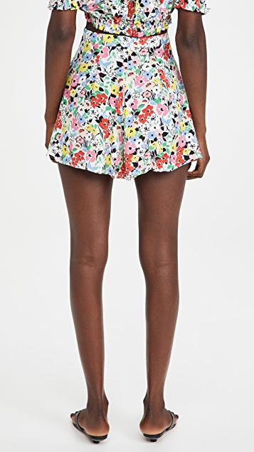 Yumi Kim Rose Bud Shorts