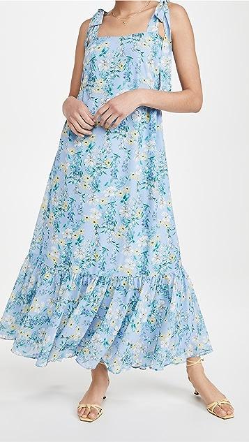 Yumi Kim 玫瑰花形连衣裙