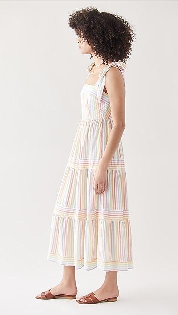 Yumi Kim Color Me 长连衣裙