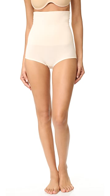 Yummie Flora High Waist Girl Shorties