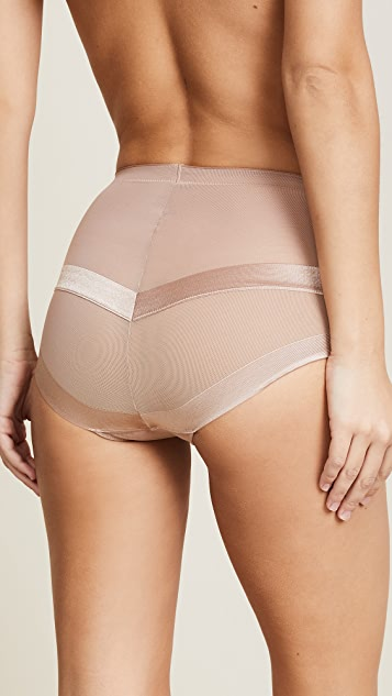 Yummie Elegant Edge Briefs