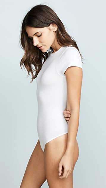 Yummie Seamless Shaping Thong Bodysuit