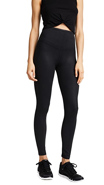 Yummie Signature Coated Leggings