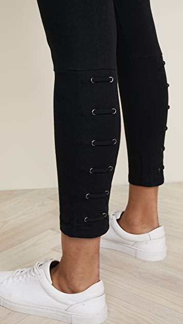 Yummie Ankle Leggings