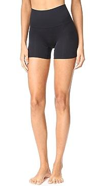Seamlessly Shaped Ultralight Nylon Shorts