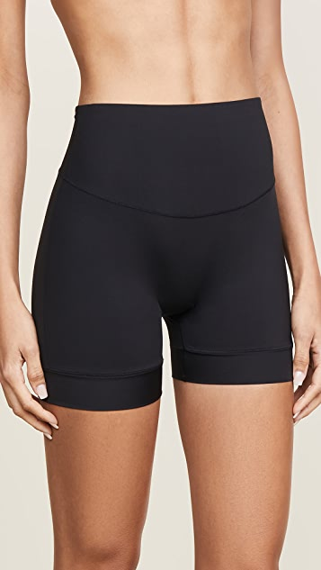 Yummie Mid Waist Shorts
