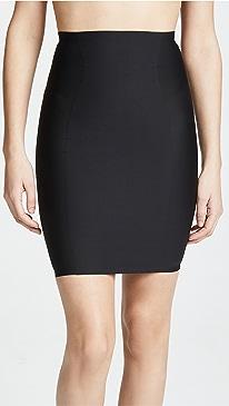 High Waist Skirt Slip