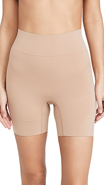 Yummie Bria No Roll Wide Hem Shorts