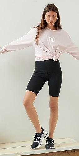 Yummie - Mel Cotton Stretch Shaping Biker Shorts