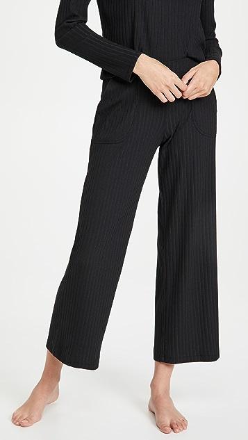 Yummie Cropped Lounge Pants