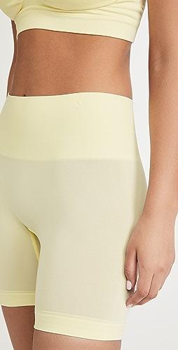 Yummie - 无接缝短裤