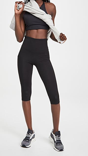 Yummie Talia 棉质弹性塑形七分裤