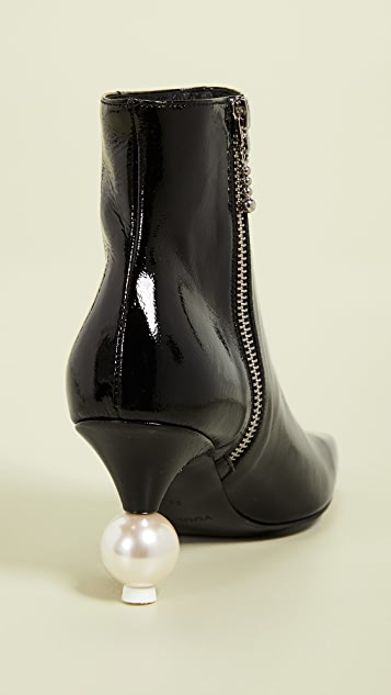 Yuul Yie Short Pearl Booties