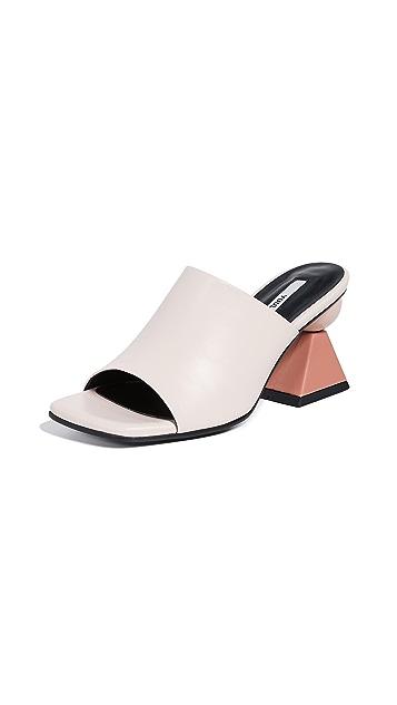 Yuul Yie Lowell 穆勒鞋