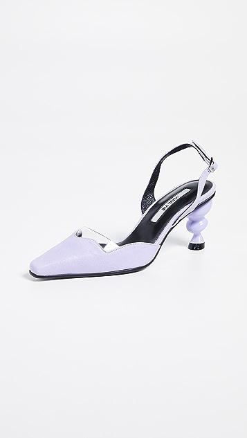 Yuul Yie Lissom 侧空高跟鞋