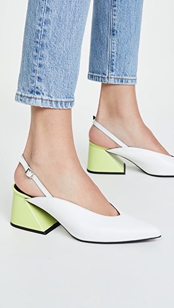 Amie Slingbacks by Yuul Yie