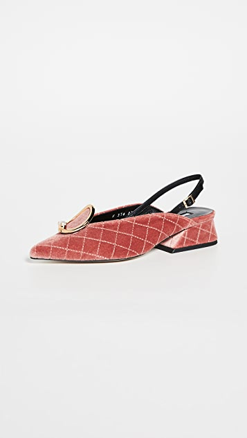 Yuul Yie Zizi sling-backs