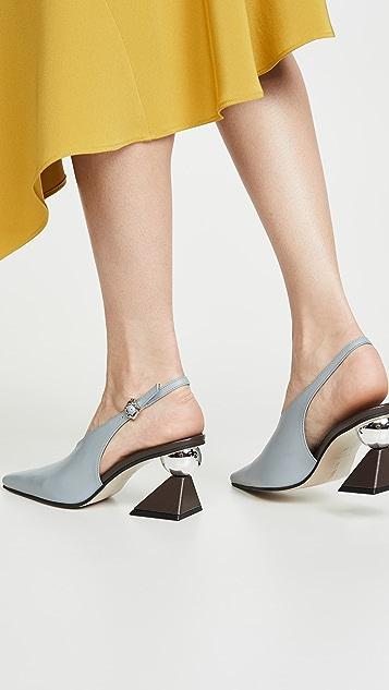 Yuul Yie Selina 露跟鞋
