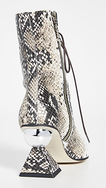Yuul Yie Сапоги на каблуках Gloria Glam