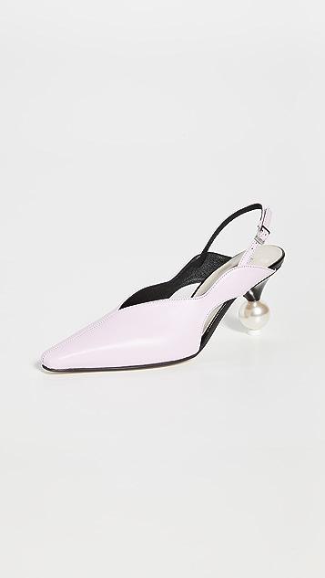 Yuul Yie Doreen 露跟浅口鞋