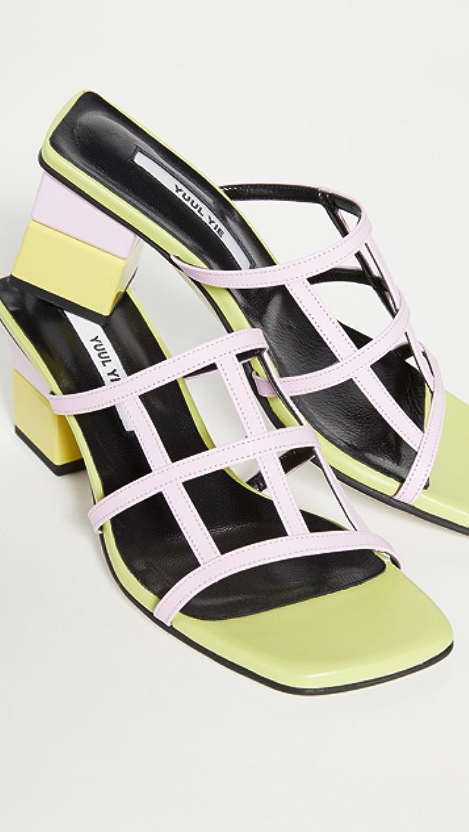 Waffle Sandals