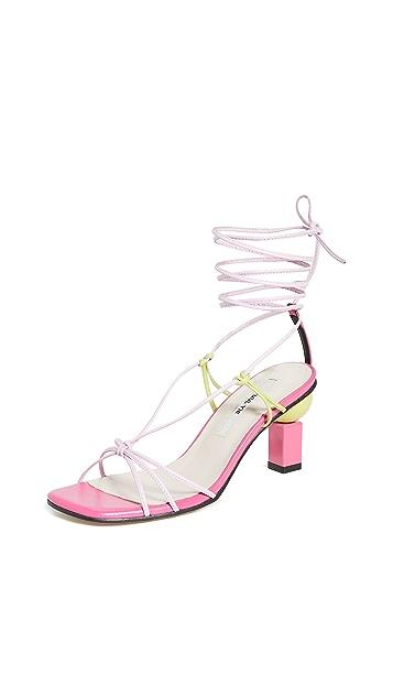 Yuul Yie Trophy 系带凉鞋