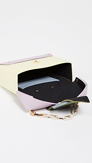 Yuzefi Объемная сумка Asher