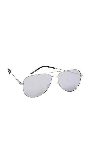 Saint Laurent Classic 11 Mineral Glass Sunglasses