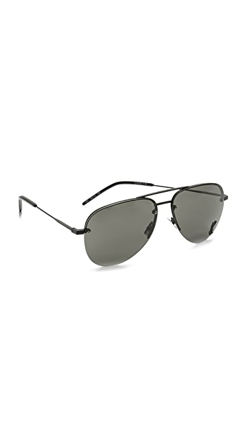 c6fb55b896 Saint Laurent Classic 11 Sunglasses