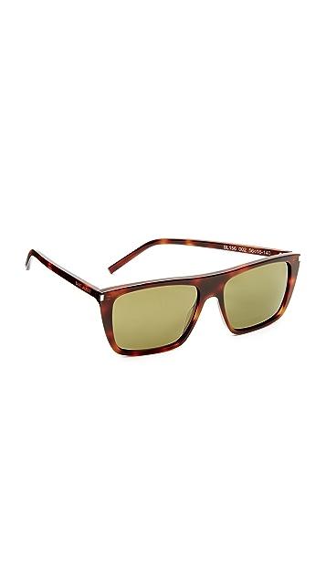 Saint Laurent SL 156 Sunglasses