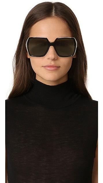 Saint Laurent SL M2 Sunglasses