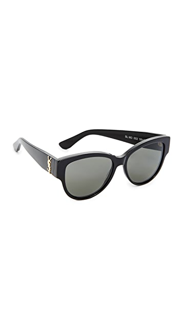 20302b53ba Saint Laurent SL M3 Sunglasses