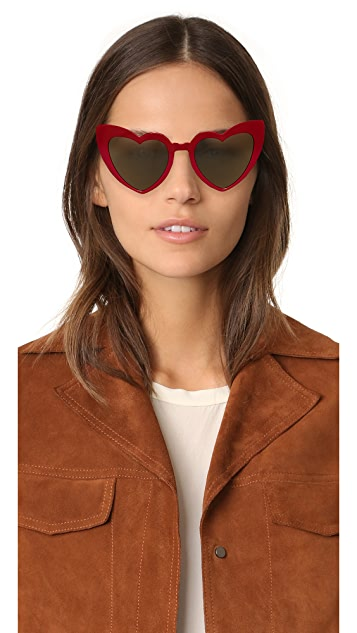Aviator sunglasses Saint Laurent 5nwhZV