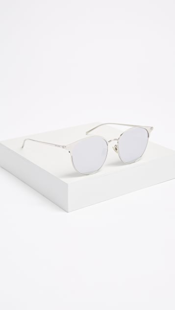 Saint Laurent SL 202 Sunglasses