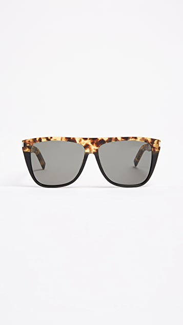 Saint Laurent SL 1 Sunglasses