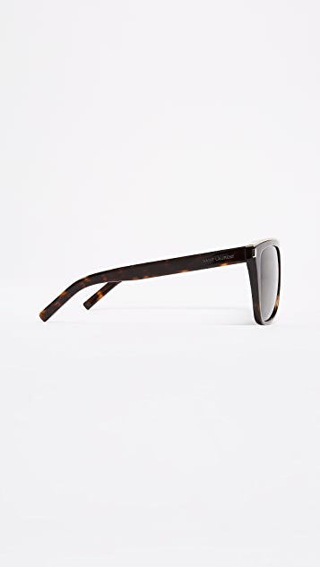 Saint Laurent SL 1 Mineral Glass Combi Sunglasses