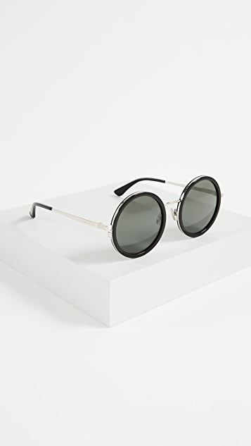Saint Laurent SL 136 Combi Sunglasses